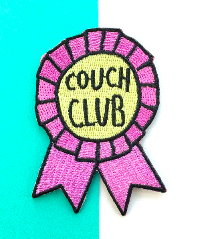 Couch Club Patch