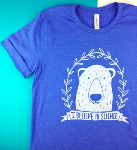 I Believe in Science Tee