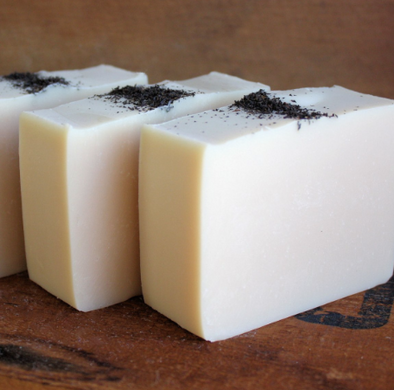 Milky Tea Process Soap