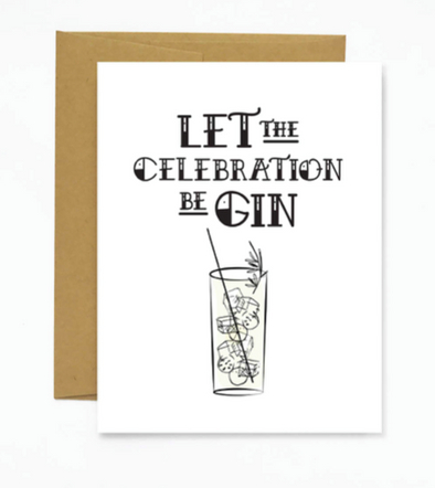 Celebration Be Gin