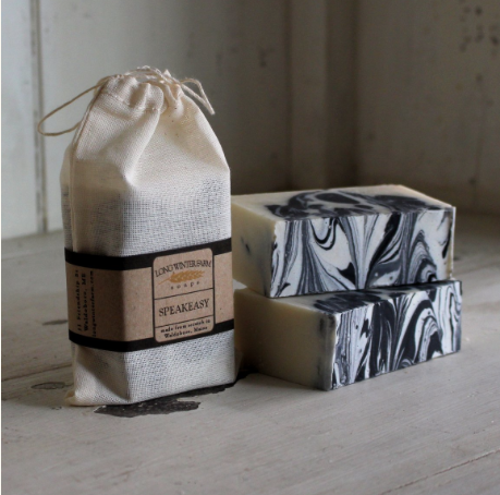 Speakeasy Cold Process Soap