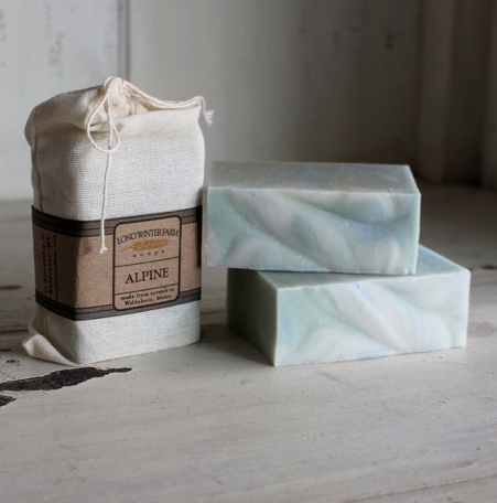 Alpine Cold Process Soap