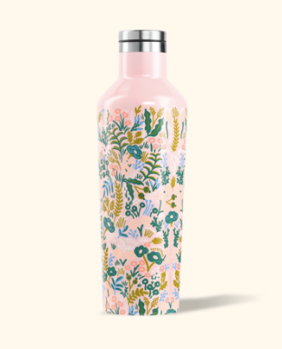 16 oz Pink Tapestry Canteen