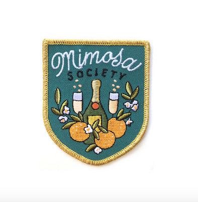 Mimosa Society - Patch