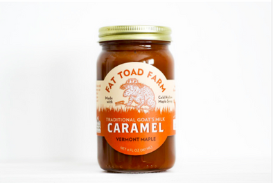 Vermont Maple Goat's Milk Caramel