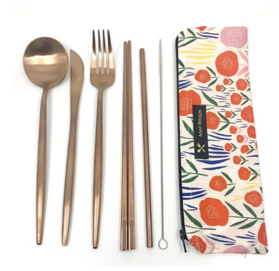 Travel Eco Cutlery Pack