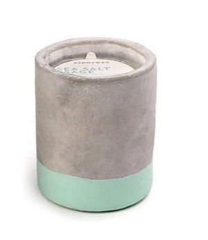 Urban Concrete Pot Candle 3.5oz