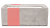 Urban Concrete Rectangle Candle 8oz