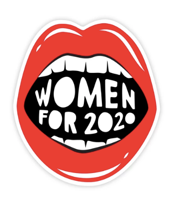 Women For 2020 Sticker