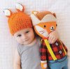 Rusty Fox Knit Hat