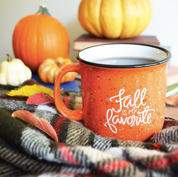 Fall Is My Favorite Mug
