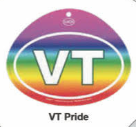 VT Pride Sticker