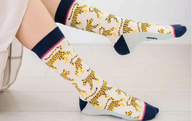 Purrfect Crew Socks