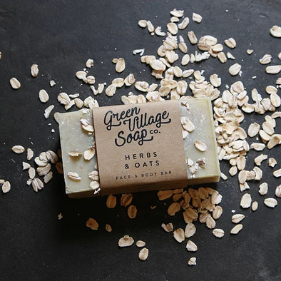 Herbs & Oats Soap