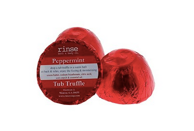Peppermint Tub Truffle