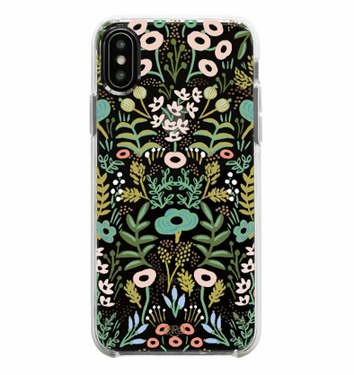 Clear Tapestry iPhone Case