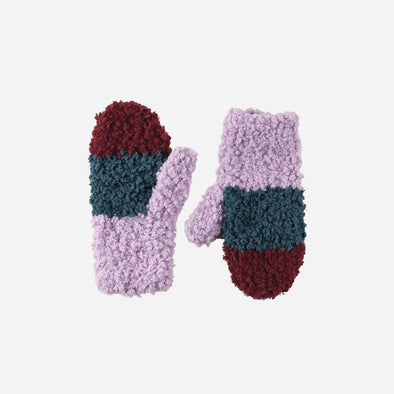 Kids Teddy Mittens