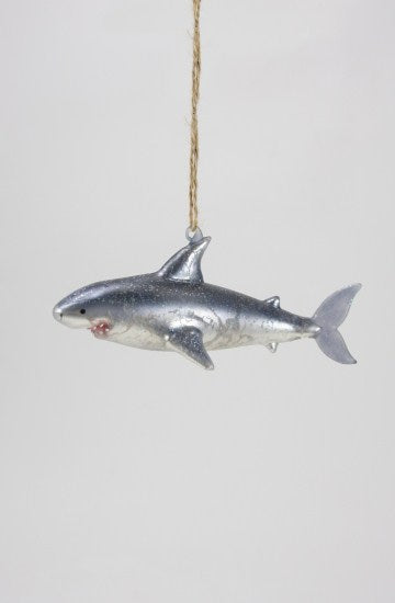 Deep Sea Shark Ornament