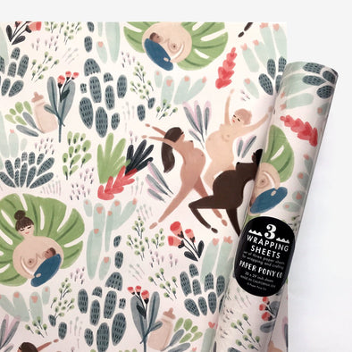 Earth Mama Gift Wrap