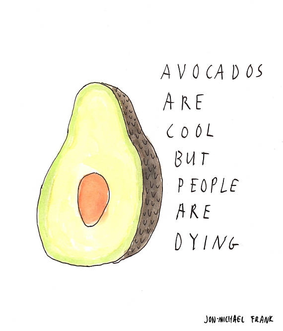 Avocados Are Cool