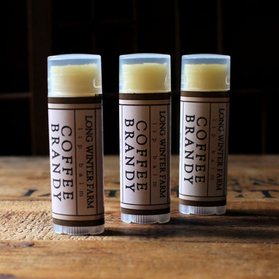 Coffee Brandy Lip Balm