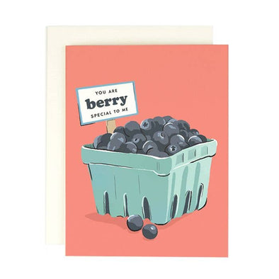 Berry Special To Me Greeting Card