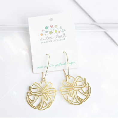 Air Plant Earrings | Style 2