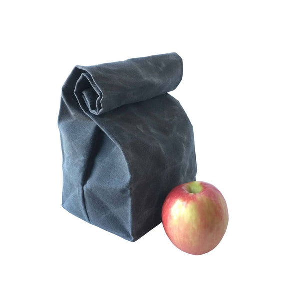 Waxed Canvas Lunch Sack