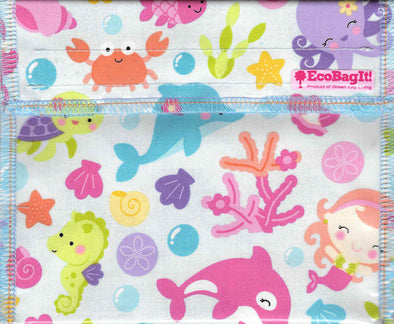 Undersea Eco Bag Reusable Sandwich Bag