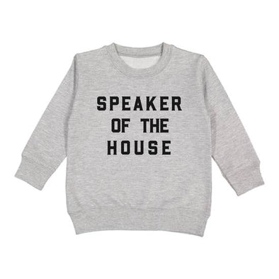 Speaker of the House Kid's Pullover Sweatshirt
