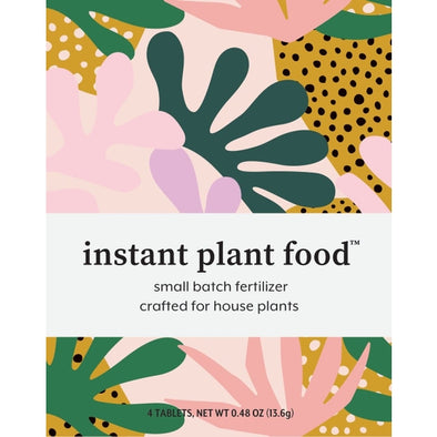 Instant Plant Food 4-Pack