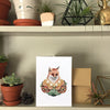 Greeting Card: Collector: The Fox