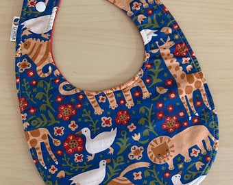 Fleece-backed Bib