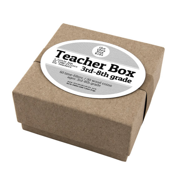 Teacher Box, 3rd-8th Grade - Idea Box