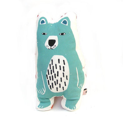 Mattis Polar Bear Mini Cushion
