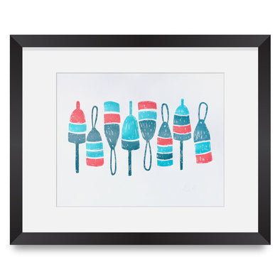 Buoy Print - WATERBURY