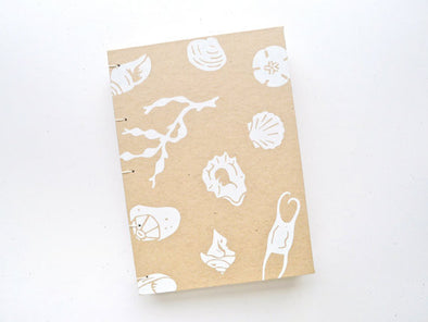 Beachcomber Coptic Notebook // by Middle Dune
