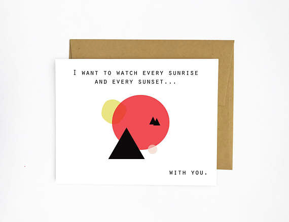 Every Sunrise - Greeting Card