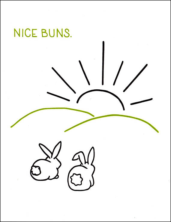 Nice Buns // by Middle Dune