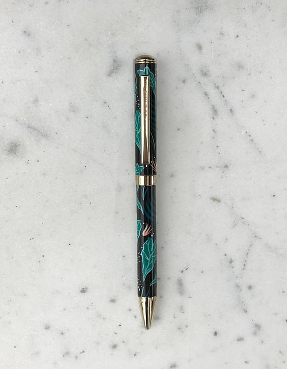 Lush Greens Luxe Pen