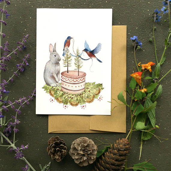 Celebrate - Greeting Card