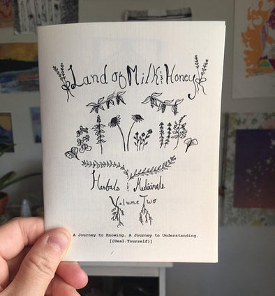 Land Of Milk and Honey Zine Volume 2