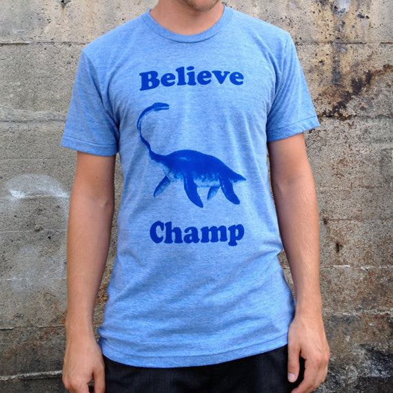 Believe Champ Unisex T-Shirt