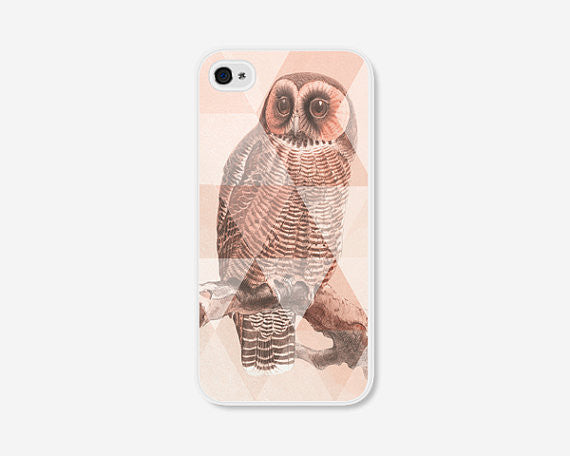 Red Owl iPhone Case // Field Trip