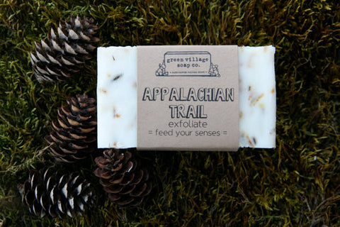 Appalachian Trail All Natural Handmade Soap // by Green Village Soap