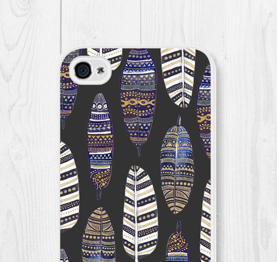Feathers iPhone Case // Field Trip