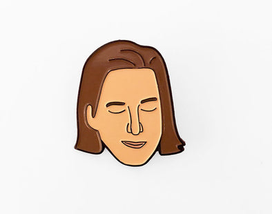 Wes Anderson Pin