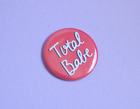Total Babe Pocket Mirror