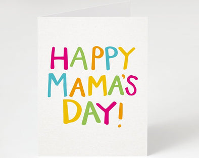 Happy Mama's Day!