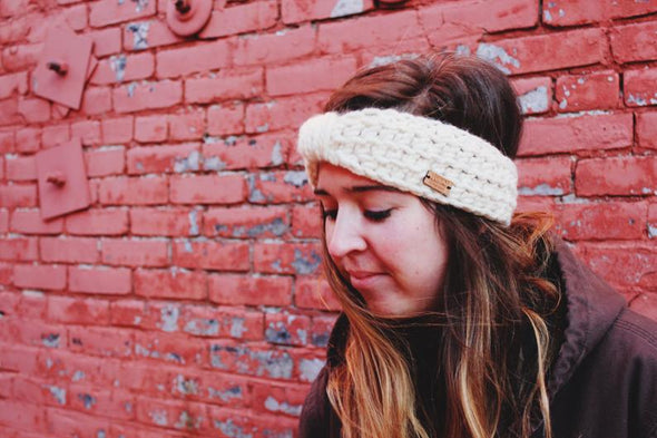 Knit Headband and Ear Warmer